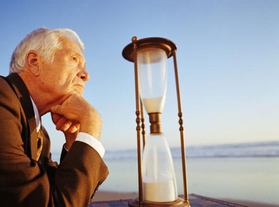 Ожидание пенсии