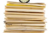 Перечень документов, необходимых для трудоустройства