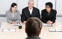 Правила проведения собеседования при приеме на работу — пример диалога