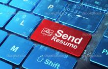 Отправка резюме по электронной почте