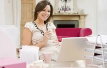 Расчет выплат декретного пособия по беременности