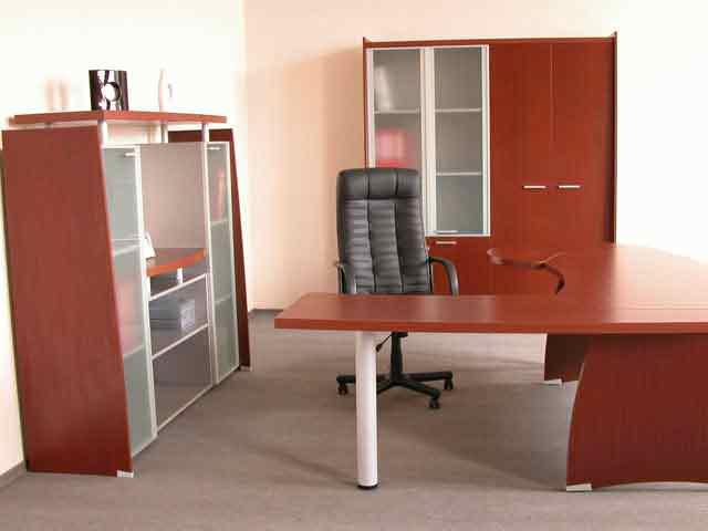 Пустой кабинет гендиректора
