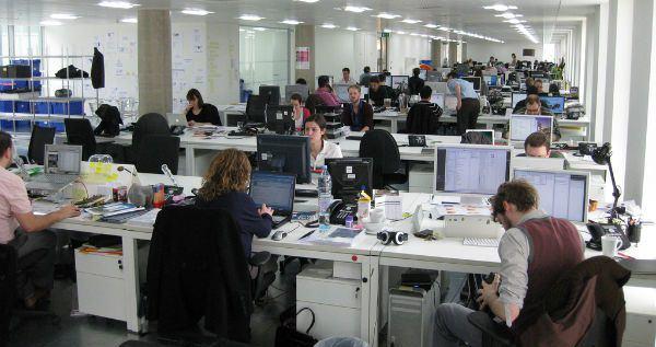 Рассчитать численность сотрудников