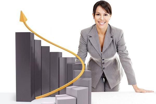 Показатель производительности труда вычисляется как отношение